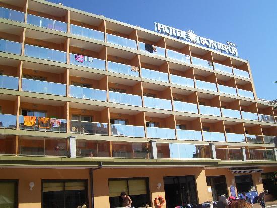 Hotel Bon Repos: esterno