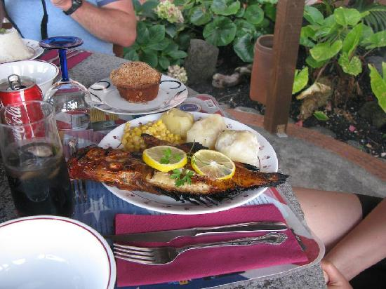 Bed and Breakfast Miradouro da Papalva Guest House INN ID No. #1229: Food