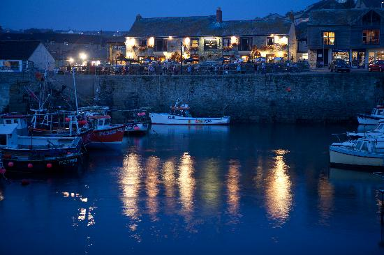 Harbour Inn Porthleven, Cornwall