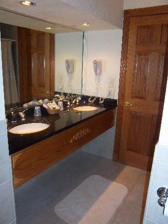 Sybaris Northbrook: bathroom 2