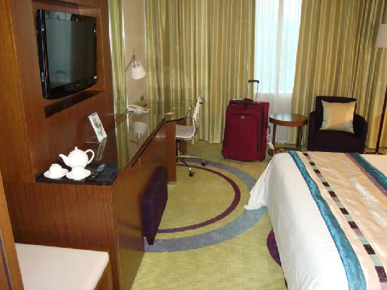 Courtyard by Marriott Seoul Times Square: Sleep area 2
