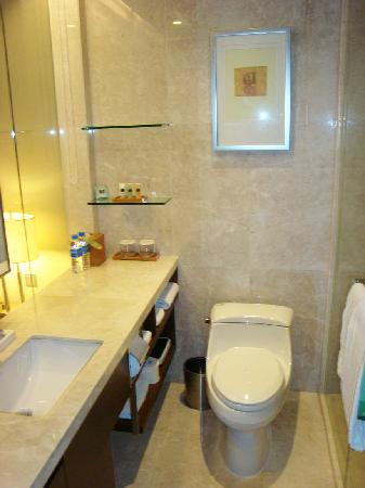 Courtyard by Marriott Seoul Times Square: Bathroom