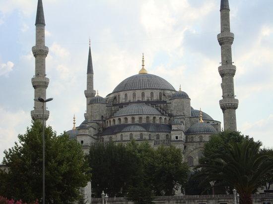 Blaue Moschee (Sultan-Ahmed-Moschee): alucinante