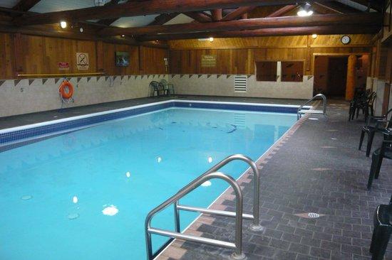 Tigh Na Mara Resort Swimming Pool In House