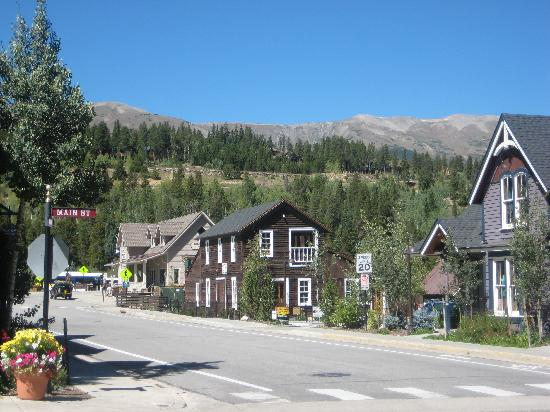 Breckenridge, CO: Great Small Town