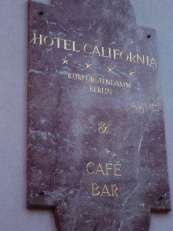California am Kurfürstendamm: On the outside of the hotel