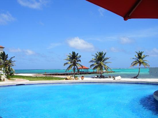 Grand Caribe Belize Resort and Condominiums: Pool