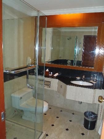 Bathroom picture of renaissance kota bharu hotel kota for J bathroom kota bharu