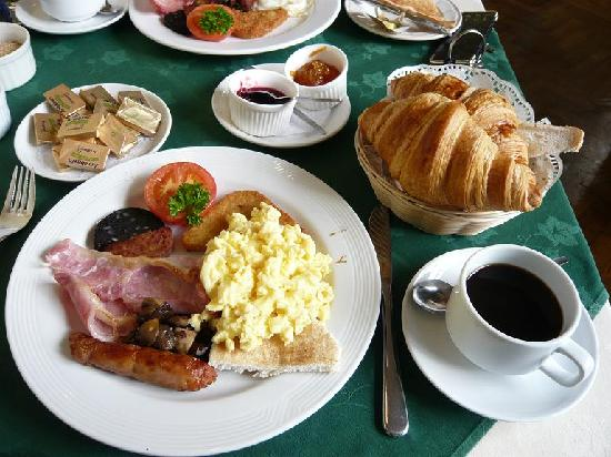 Foyles Hotel: 朝食