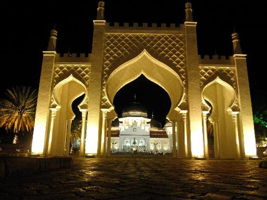 Mesjid Raya in Banda Aceh
