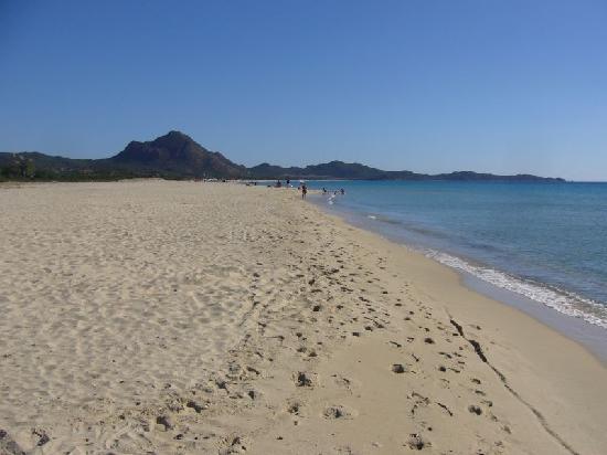 Strand foto van hotel albaruja costa rei tripadvisor - Spiaggia piscina rei ...