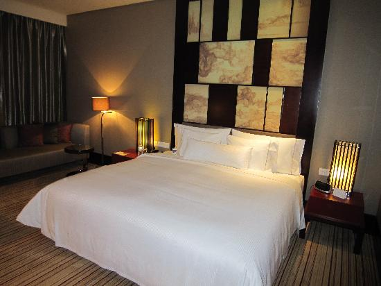The Westin Beijing Chaoyang: ホテル自慢のHeavenly Bed