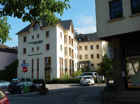 Hotel Petry: l'hôtel
