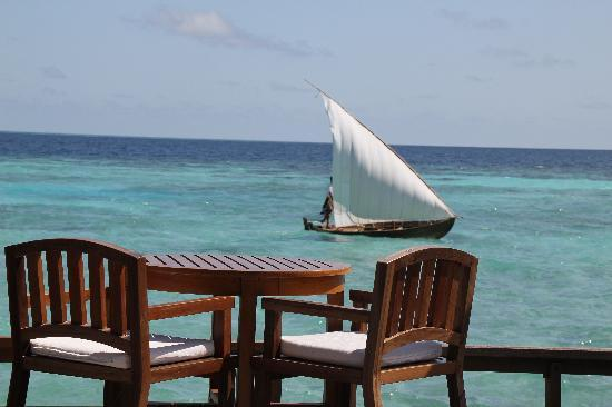 Baros Maldives : View From Lime