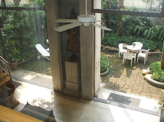 Babylon Bangkok: Bulgari Garden Suite
