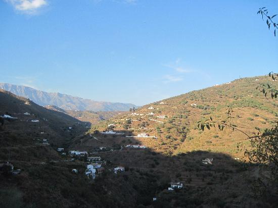Azul Arenas Andalucia: Vue montagne
