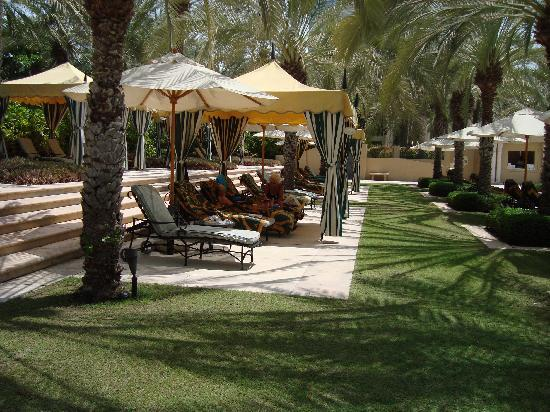 Residence & Spa at One&Only Royal Mirage Dubai: Pool