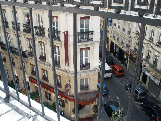 Madrid Opera Hotel : The view from my window