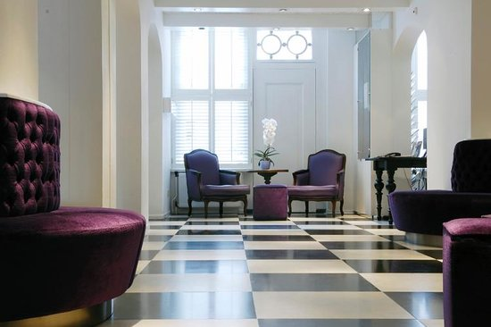 Mercure Amsterdam Centre Canal District: Lobby