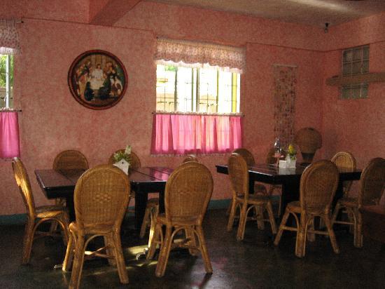 La Casa Roa: Restaurant
