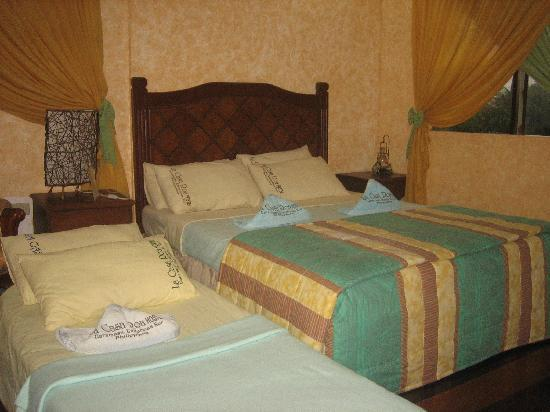 La Casa Roa: Double Room