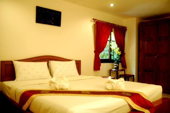 Chandee Guesthouse: double bed room