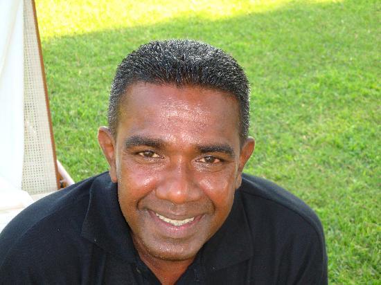 Raja, die gute Seele von Tenuta Monacelli
