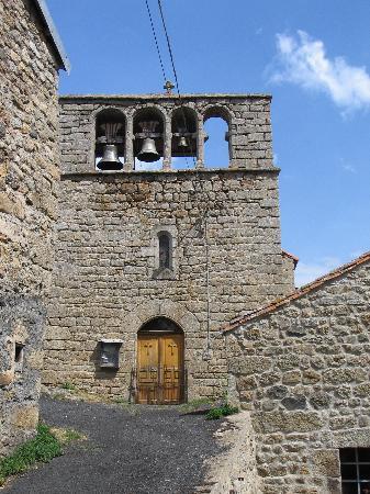 Vazeilles-pres-Saugues, França: Eglise de Vazeilles-près-Saugues