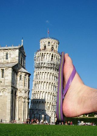 Walkabout Florence Tours : The Leaning Tower