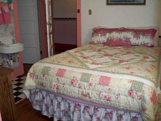 Historic Hotel Greybull: la chambre de ma copine