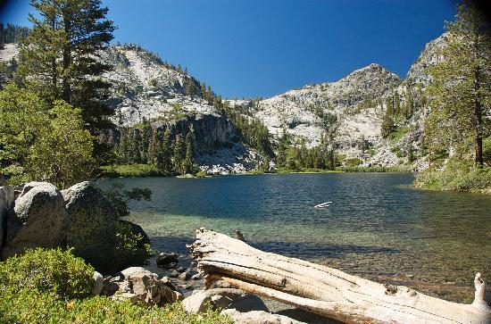 Tahoe City, CA: Eagle Lake in Desolation Wilderness