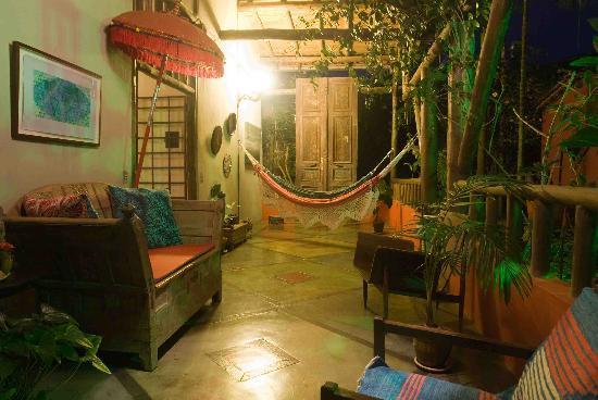 Hotel Pousada Guarana: Alles individuell, künstlerisch und mit viel Geschmack