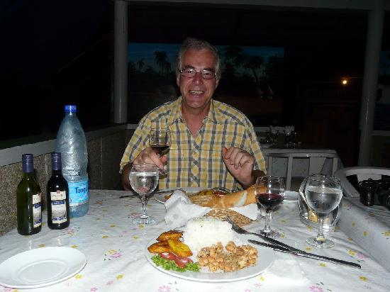 Hotel Residence Jully: Seafood