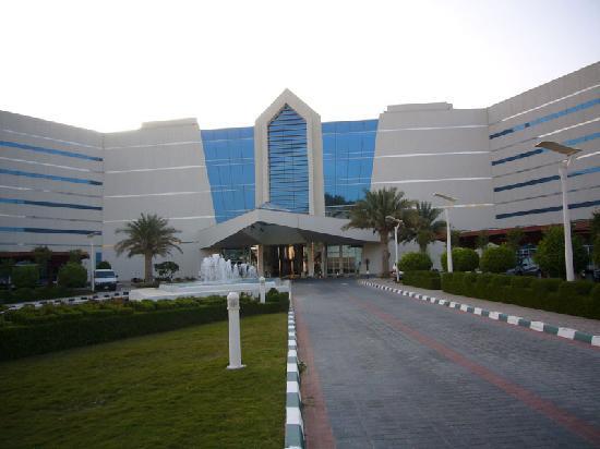 Mercure Grand Jebel Hafeet Al Ain: Hotel