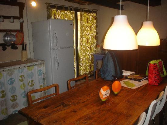 Castiglione Della Pescaia, Italy: cucina