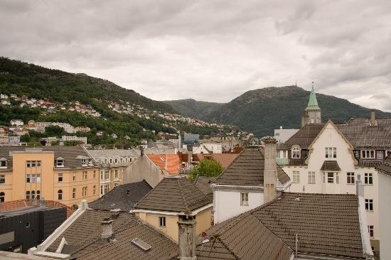 Bergen Travel Hotel View