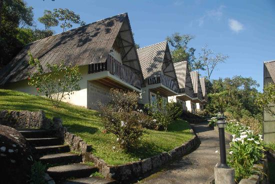 Hotel Do Ype: Chalets im Itatiaia-Stil