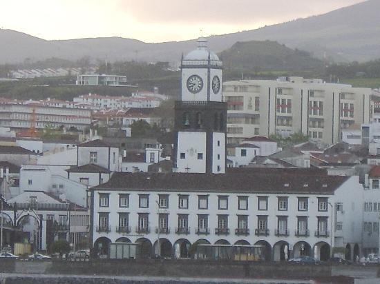 Ponta Delgada, Portugal: Town