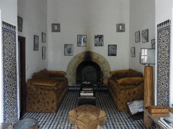 Riad Laaroussa Hotel and Spa: Riad Laaroussa - Sitzecke 2