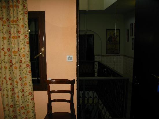 Hostal Catedral: Chambre 2ème étage