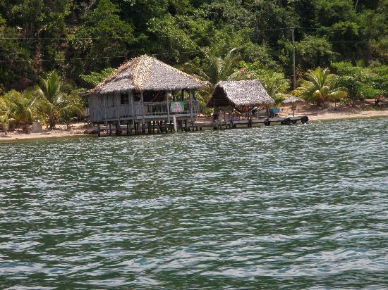 La Sirena de Camp Bay : view of restaurant