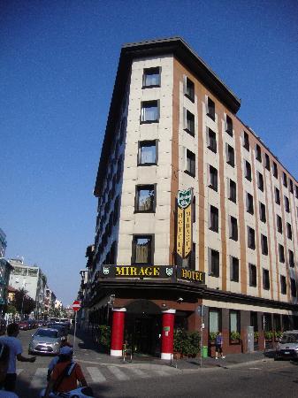 BEST WESTERN Hotel Mirage: Hotel Mirage