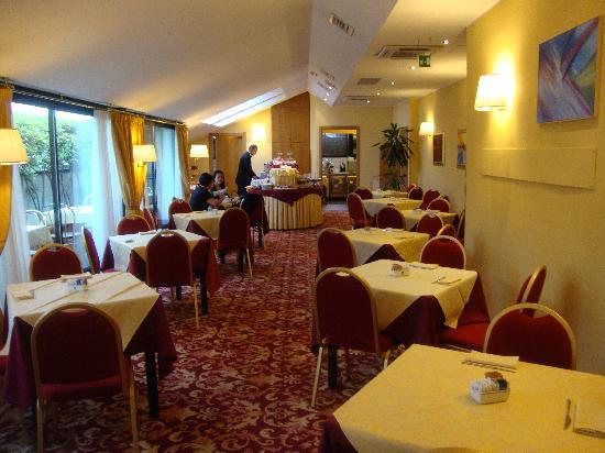BEST WESTERN Hotel Mirage: Frühstück