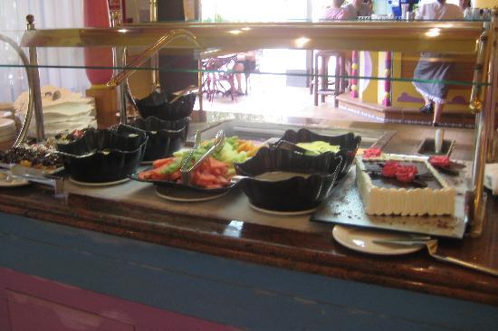 Cordial Mogan Playa: Sweeties at La Sama