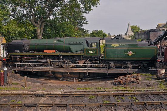 Swanage, UK : bring back steam