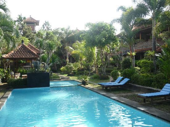 Dewa Bharata Ubud : La belle piscine