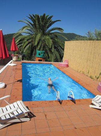 Leivi, Olaszország: cool pool