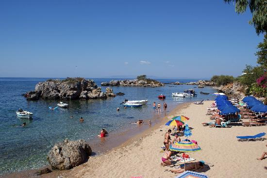 The Hotel Stoupa : More Beach