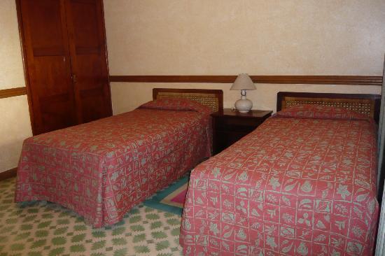 Centro Vacacional Issemym : Habitacion Doble, Hotel ISSEMyM