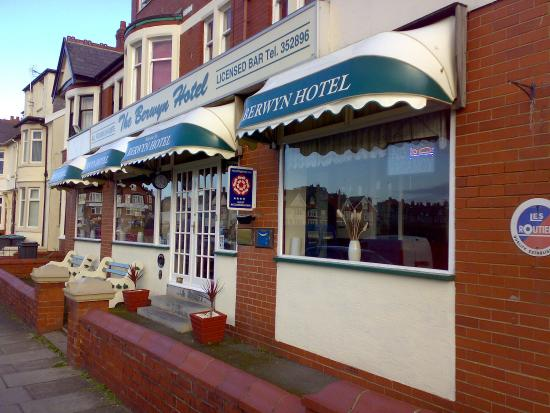 Photo of Berwyn Hotel Blackpool